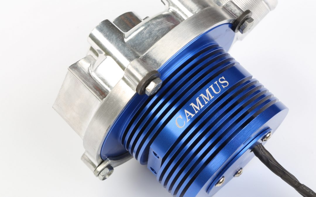 — #Cammus Electric Supercharger —