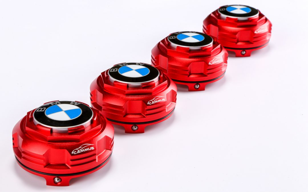 — #CAMMUS 3D Metal Floating Center #Hub #Caps for #BMW —